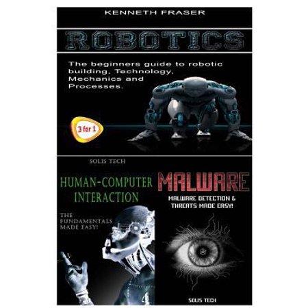 Robotics   Human Computer Interaction   Malware