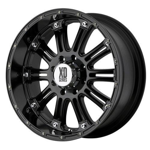 KMC-XD Wheels XD79568068300 XDWXD79568068300 KMC XD SERIES 16x8 795 HOSS GLOSS BLACK 6X5.5 bp 4.50 b/s 0 offset