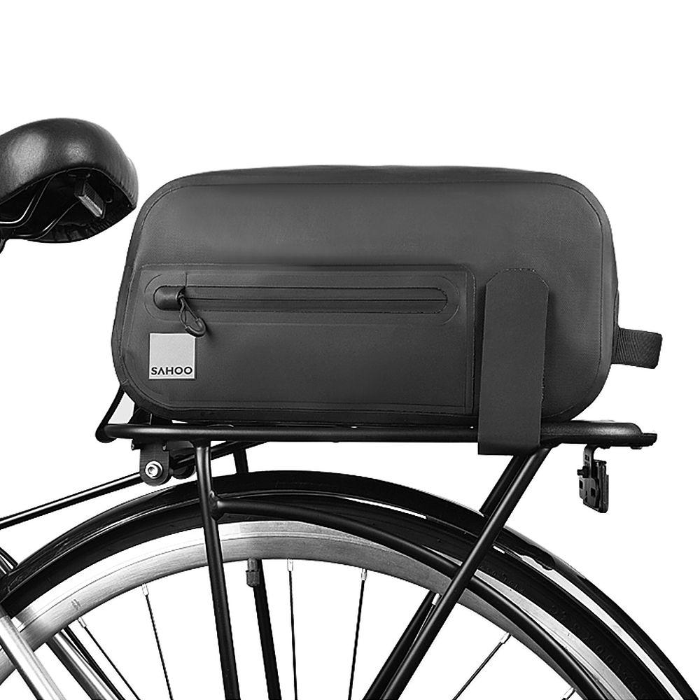 Details about  /Rear Seat Large Capacity Luggage Carrier Bike Pannier Bag Cycling Accessories
