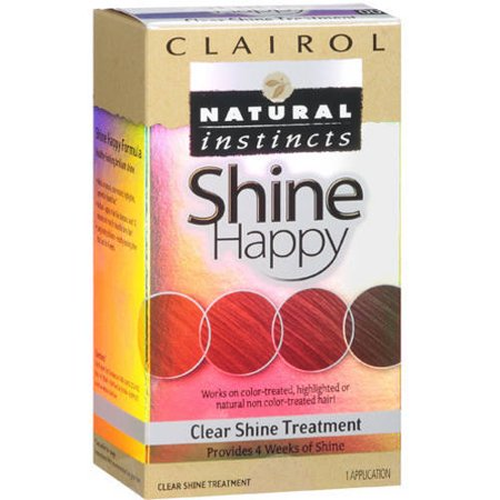 Clairol Natural Instincts Shine Happy Reviews