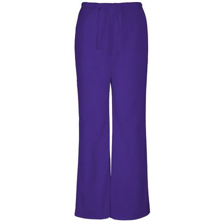 Vital Threads Womens Core Essentials Stretch Drawstring Scrub