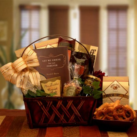 Gift Basket Dropshipping A Time To Grieve Sympathy Gift Basket - Walmart.com