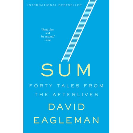Sum : Forty Tales from the Afterlives