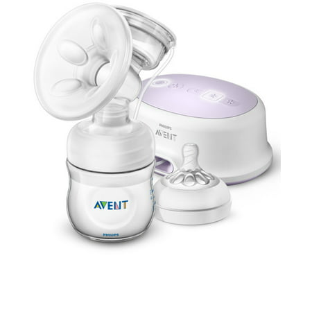 Philips Avent Single Electric Breast Pump, SCF332/21