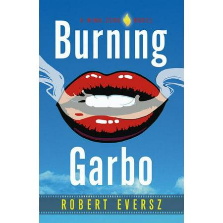 Burning Garbo (Nina Zero Mysteries) - image 1 de 1