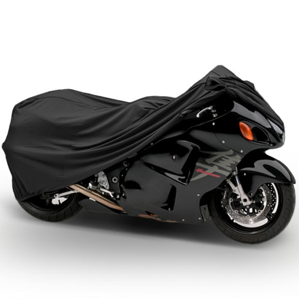 "NEH® SUPERIOR TRAVEL DUST MOTORCYCLE SPORT BIKE COVER COVERS : FITS UP TO LENGTH 90"" - ALL SPORT BIKES AND SMALL TO MEDIUM CRUISER BIKES - YAMAHA HONDA SUZUKI KAWASAKI DUCATI TRIUMPH MOTORCROSS COVERS"
