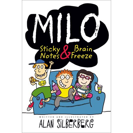 Milo : Sticky Notes and Brain (Milo Kids Sparkle)