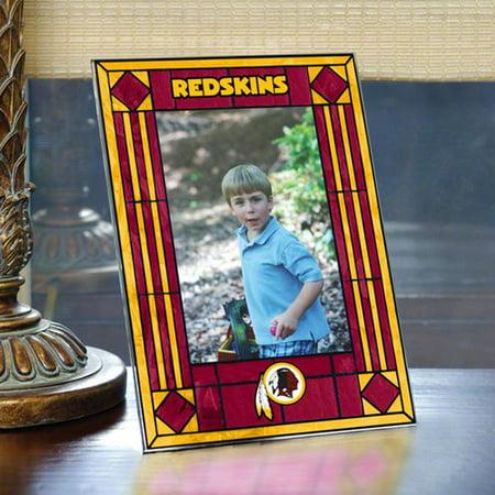 NFL - Washington Redskins Picture Frame: Vertical Glass Frame ...
