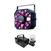 American DJ ADJ Stinger II 3-in-1 FX Light w/ Chauvet Hurricane H700 Fog Machine