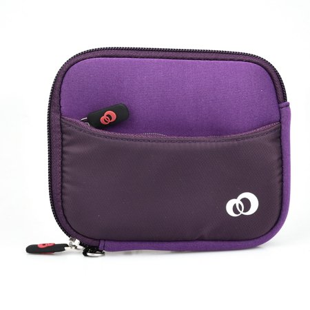Kroo  Mini Scoop 2 Neoprene 3.5-Inch Digital Camera Compact Pouch Case