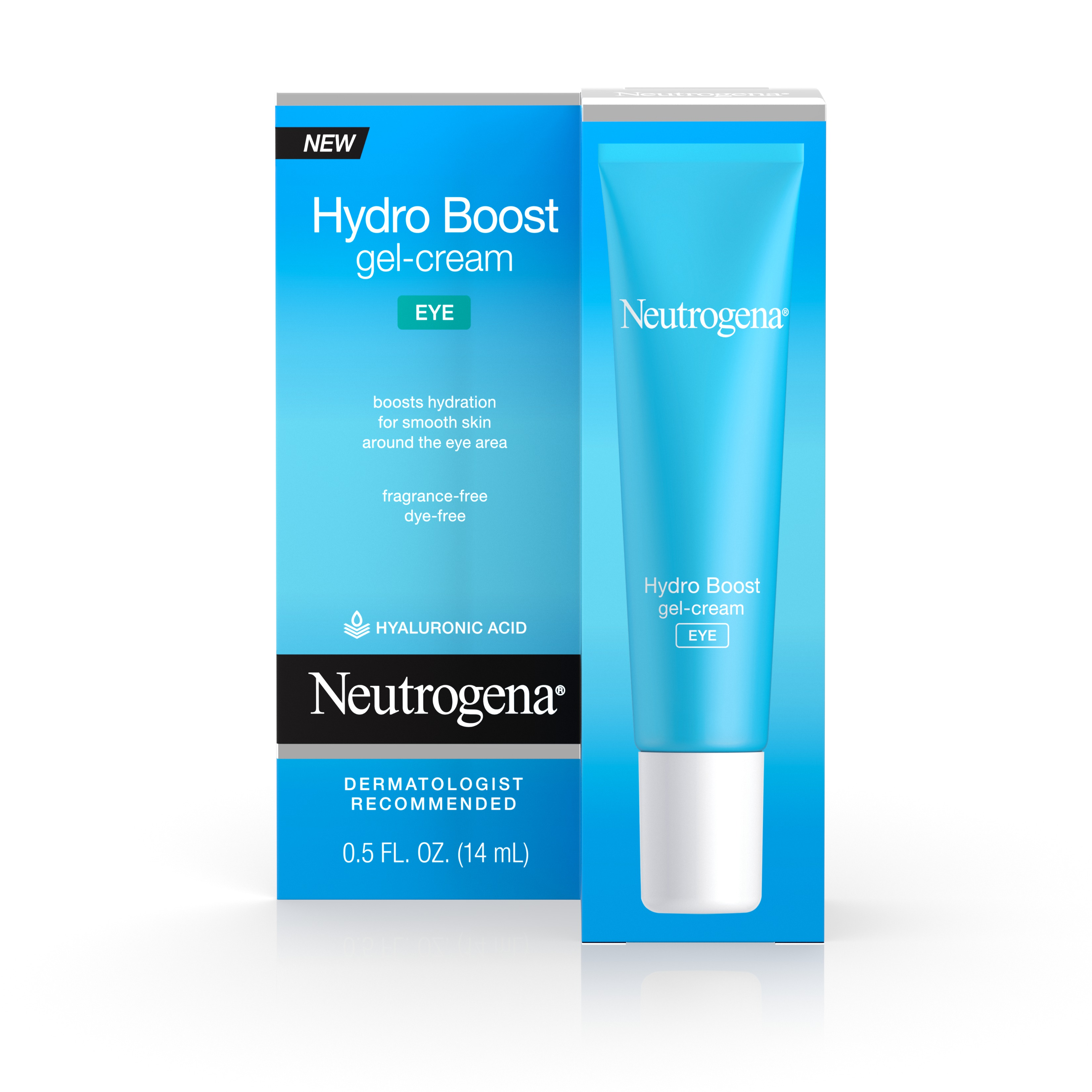 Neutrogena Hydro Boost Eye Gel-Cream, 0.5 Fl. Oz - Walmart.com