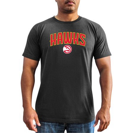 Nba Atlanta Hawks Mens Short Sleeve Basic Tee