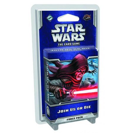 Star Wars Star Wars The Card Game Join Us Or Die Force Pack (Star Wars The Card Game)
