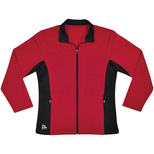 Expression Warm-Up Jacket Red Small Size - SMALL