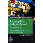 Advancing Media Production Research - eBook