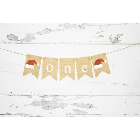 Santa Hat One Banner
