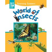 Learning Ladders 1/Soft Cover: World of Insects (Paperback)