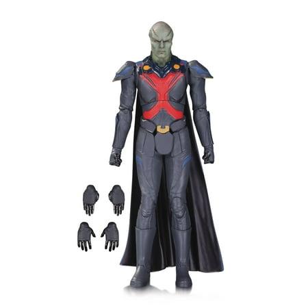 DC TV Supergirl: Martian Manhunter Action Figure - Martian Manhunter Cosplay