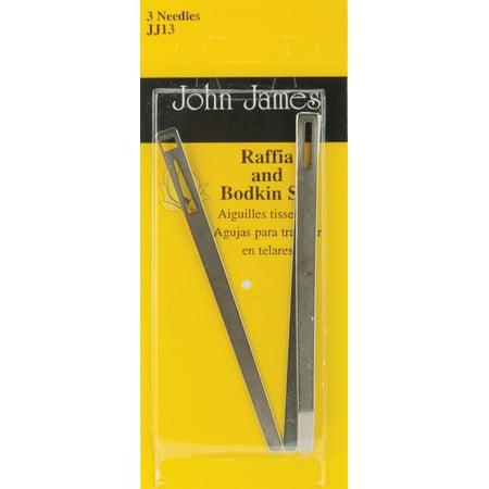 John James Bodkin & Raffia (Raffia Set)