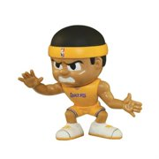 Party Animal PAR-LD2LAK Los Angeles Lakers NBA Lil Teammates Vinyl Defender Sports Figure - 2 3-4 Tall - Series 2