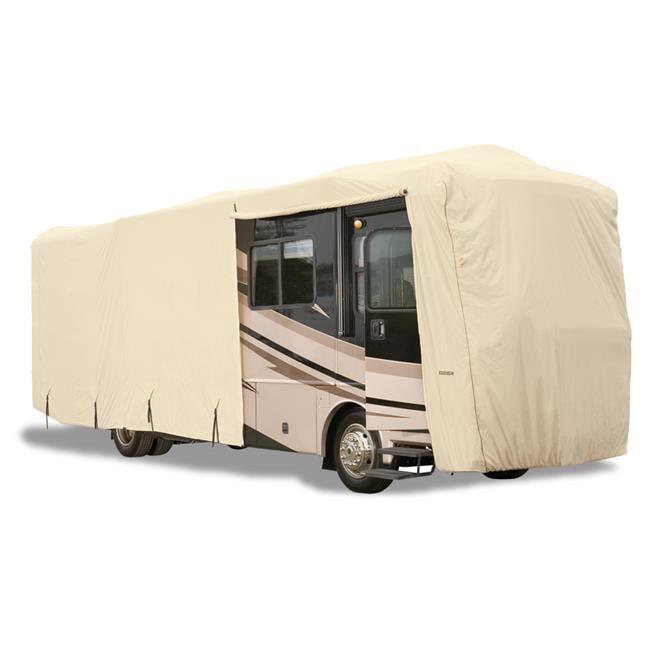 Eevelle GLRVA3234T Goldline Cover Class A Motor Home - Tan