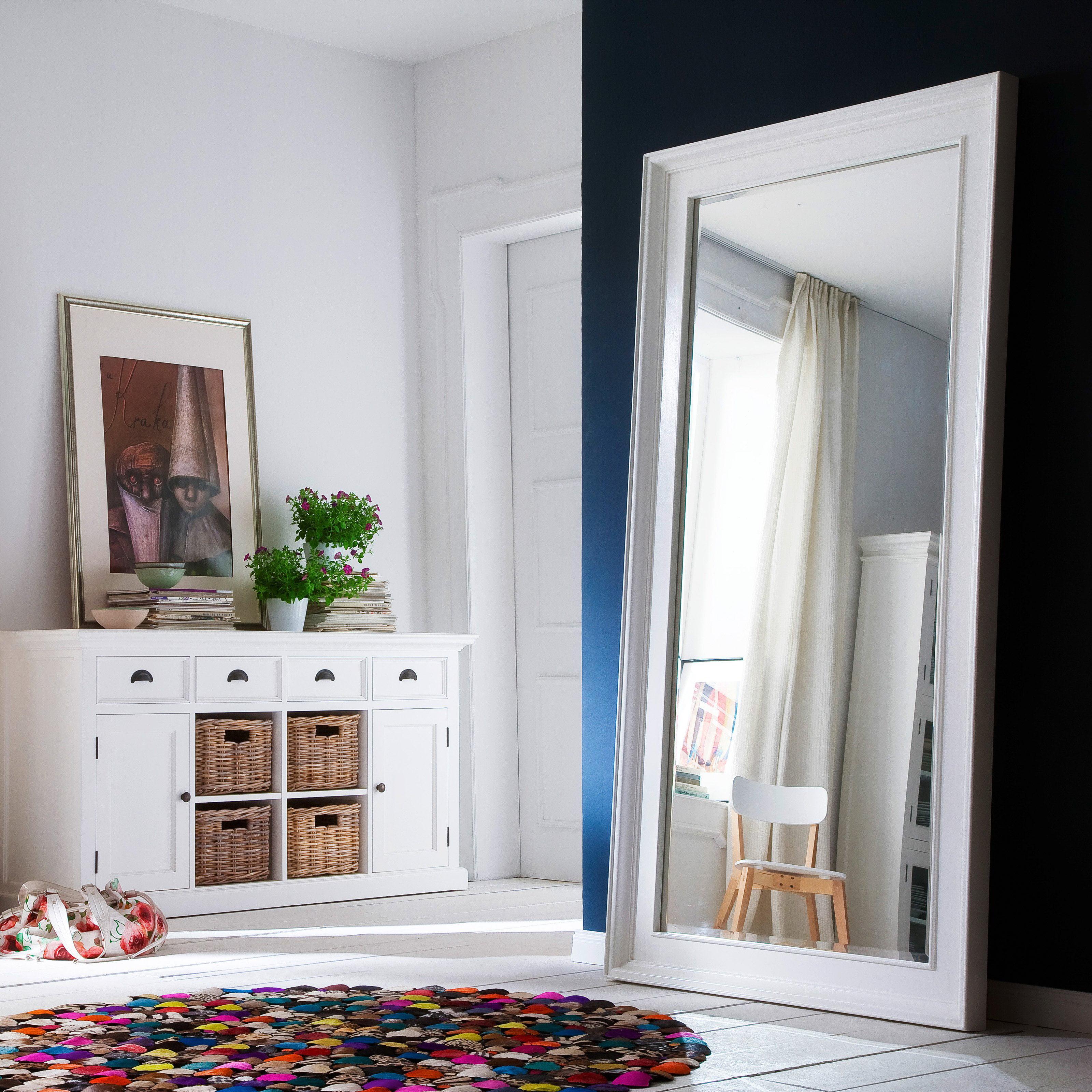 Nova Solo Halifax Grand Wall Mirror by Nova Solo Furniture LLC