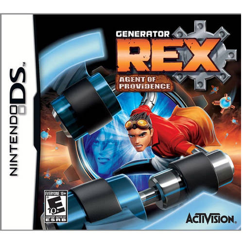 Generator Rex (DS) - Pre-Owned