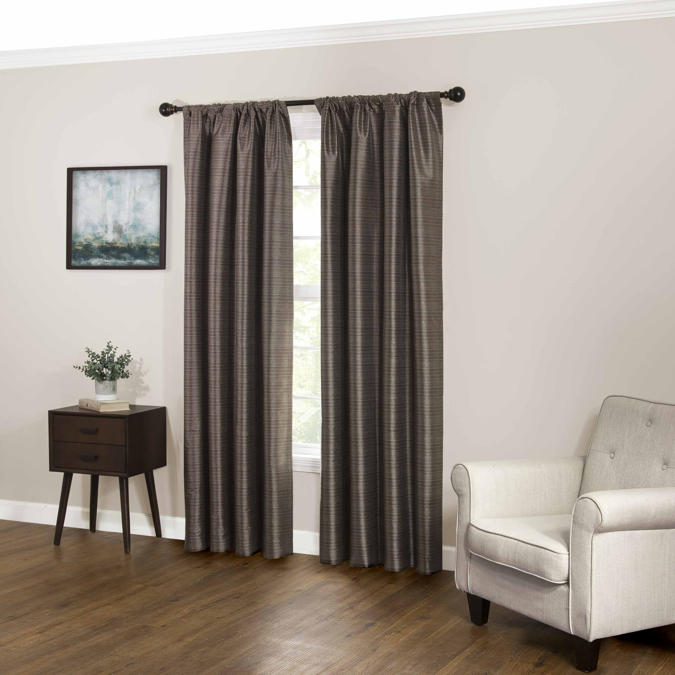 Eclipse Ludlow Fashion Blackout Window Curtain by Ellery Holdings LLC