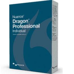 NUANCE Dragon Professional Individual Version 14 Speech R...
