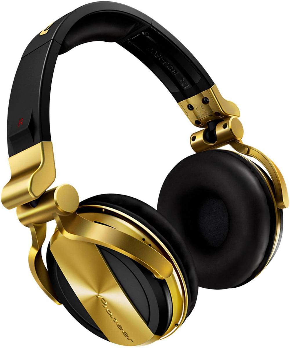Pioneer HDJ-1500 DJ Headphones Gold by Pioneer