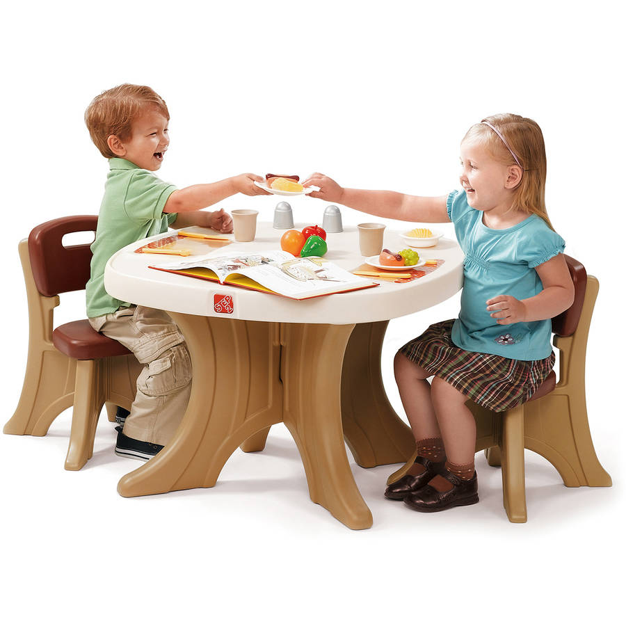 Step2 New Traditions Table and 2 Chairs Set, your choice of colors