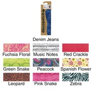 "Decopatch Papers 15.75""X11.75"" 3/Pkg-Music Notes"