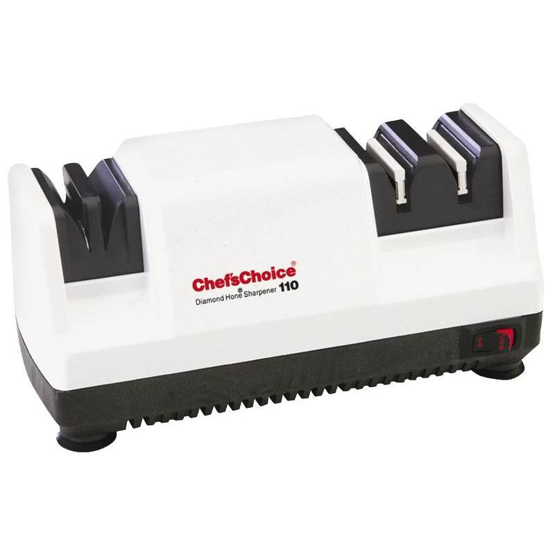 White Electric Knife Sharpener EDGECRAFT CORPORATION Misc. Appliances 0110000