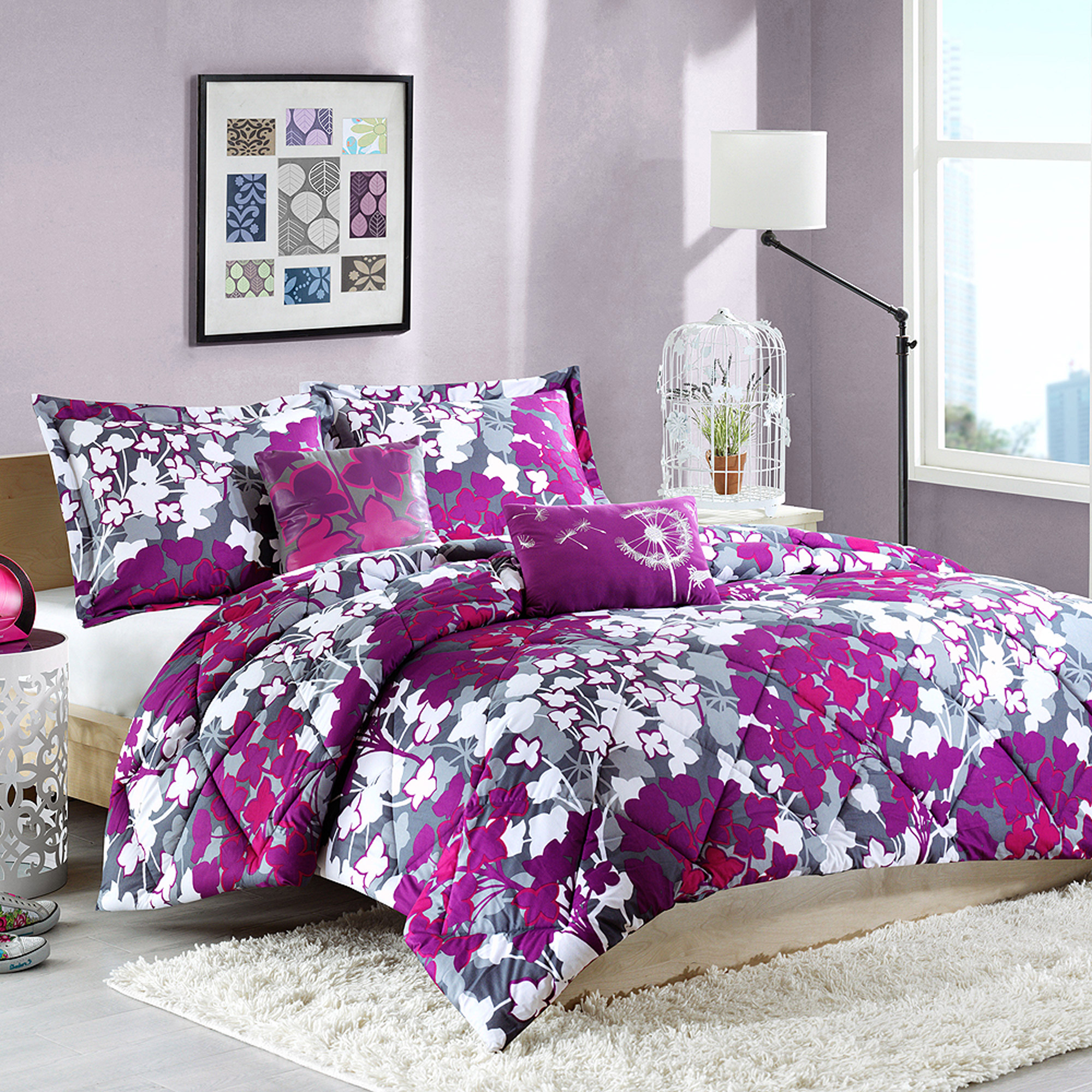home essence apartment annette comforter walmart com