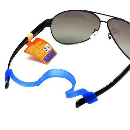 Durable Eyeglasses Sunglasses Glasses Anti-slip Elastic Silicone Headband Strap