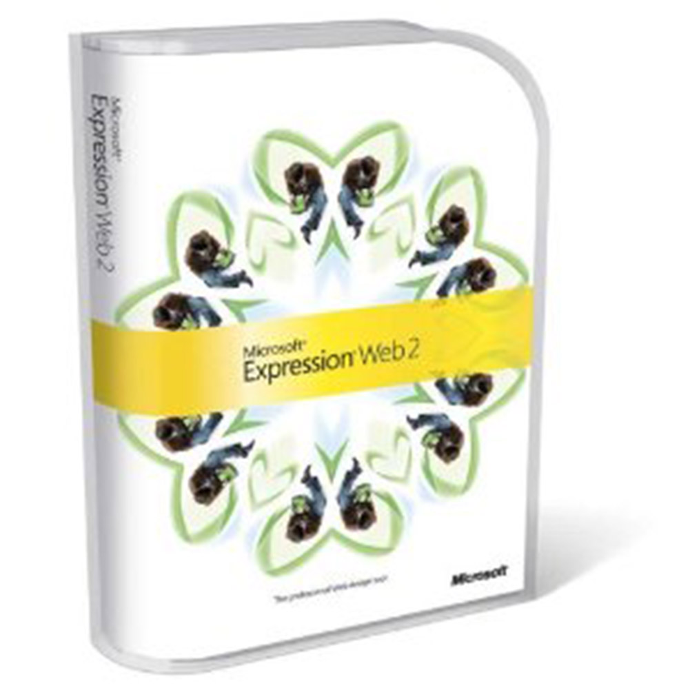 Microsoft Expression Web 2.0 (Upgrade Edition)- XSDP -UCQ-00602 - Build interactive pages based on modern Web standards for outstanding compatibility and accessibility.  Design with sophisticated