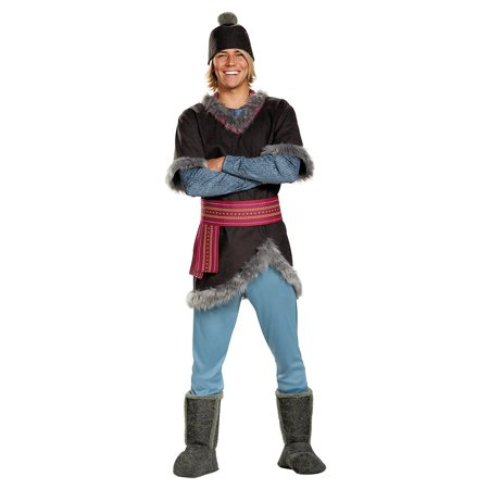Kristoff Adult Costume - XX-Large - Big And Tall Halloween Costumes 5x