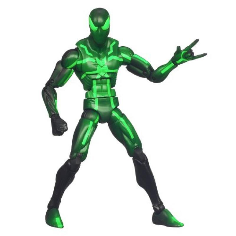 Marvel Universe Build A Figure Collection Arnim Zola! Series Marvel Legends Spider-Man Figure by Hasbro