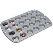 Wilton Recipe Right 24 Cup Mini Muffin Pan