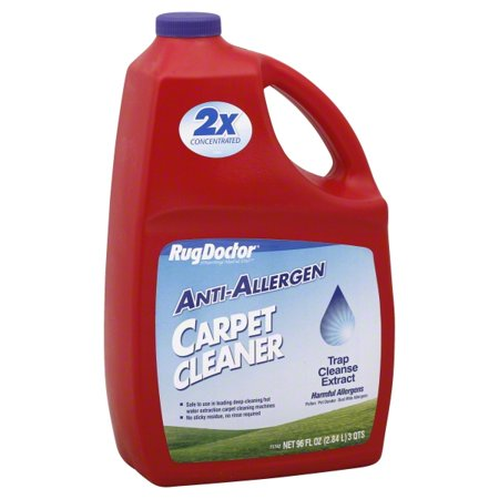 Rug Doctor Anti Allergen Carpet Cleaner Walmart Com