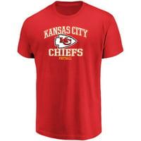Men's Majestic Red Kansas City Chiefs Greatness T-Shirt