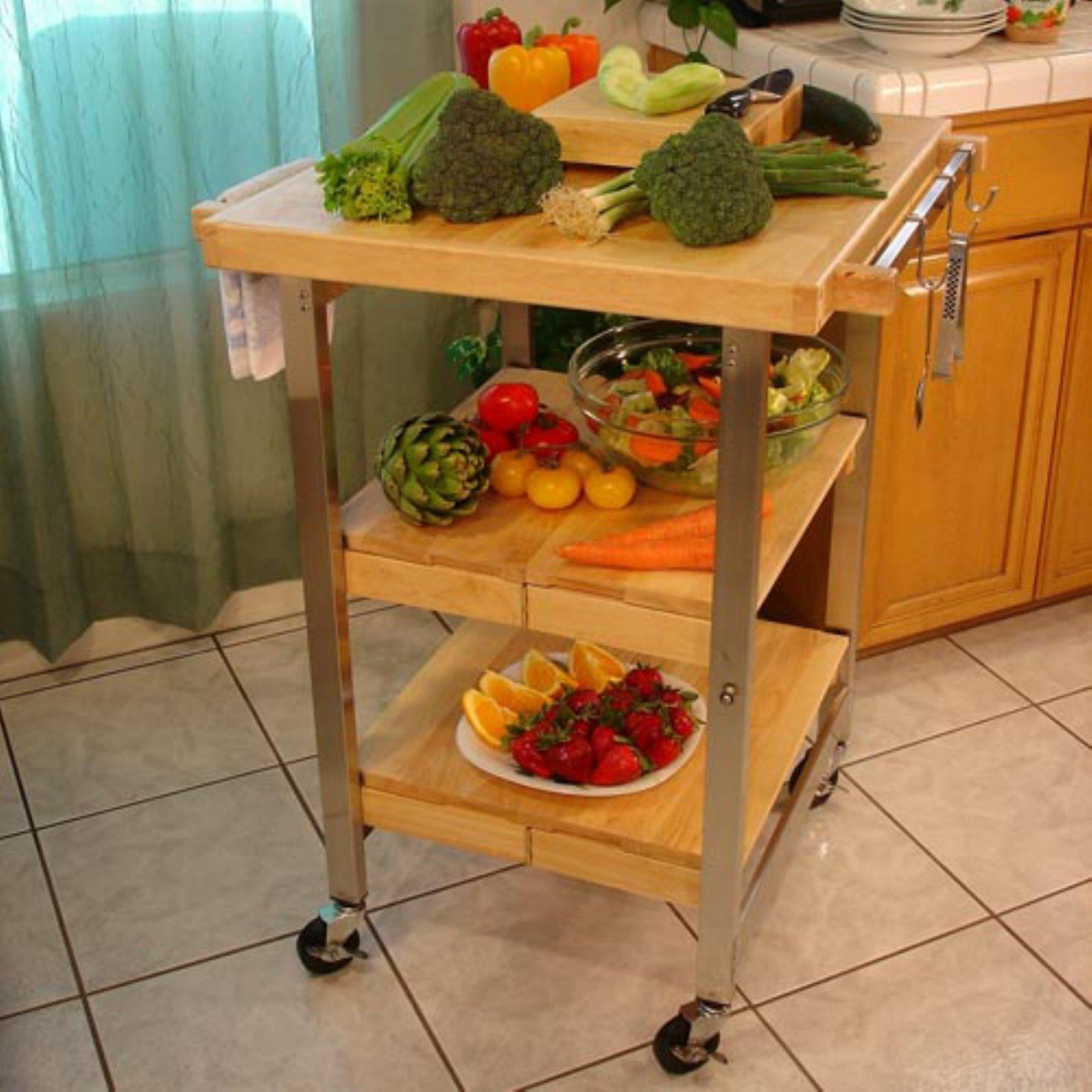 The BBQ Kitchen Cart