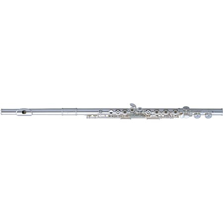 Pearl Flutes Quantz 505 Series Student Flute Open Hole With Offset G   Split E And C Foot