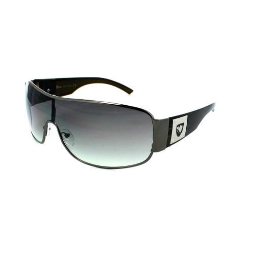 KHAN Sunglasses Shield 3410 - Black (6 Paquets) - image 1 de 1