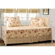 Global Trends 5-Piece Antique Rose Daybed Set