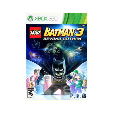 LEGO Batman 3: Beyond Gotham (Xbox 360) Warner