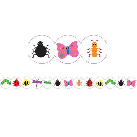 Jelly Bugs Border - BUGS BORDER