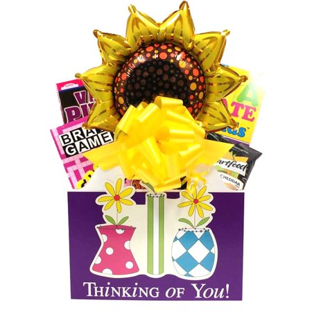 Get Well Soon Gifts for Women: Puzzle Book Gift Basket (Well Gift)