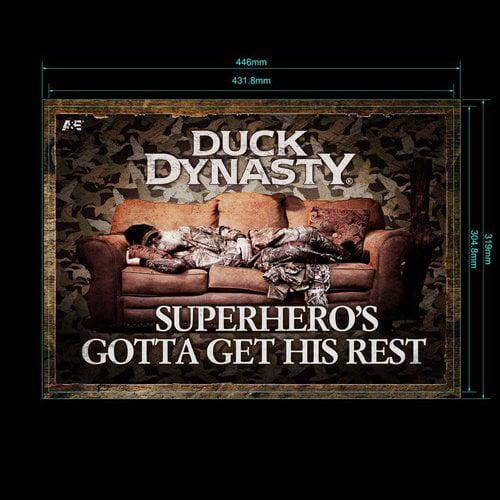 Duck Dynasty Season 3 Wall Tin