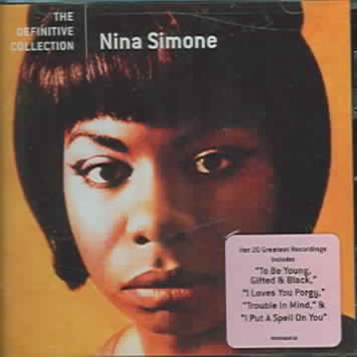 Nina Simone The Definitive Collection CD - image 1 of 1